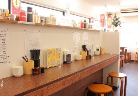 (麺)並木商事GRANDE(旧店舗名:餃子の並商)の店内の画像