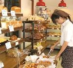 パン屋リグビィ店内の画像