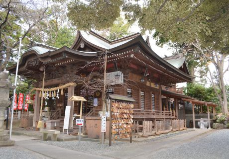 座間神社の画像